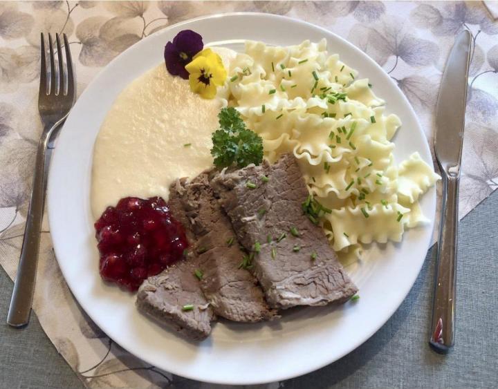 Tafelspitz Beef