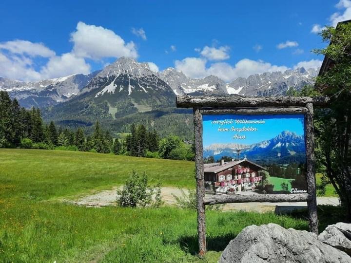 Bergdoktor Ellmau, Zum Wilden Kaiser