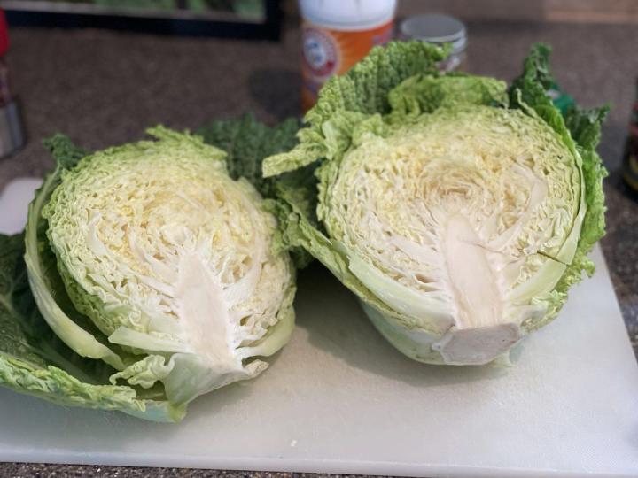 Wirsing, Savoy cabbage
