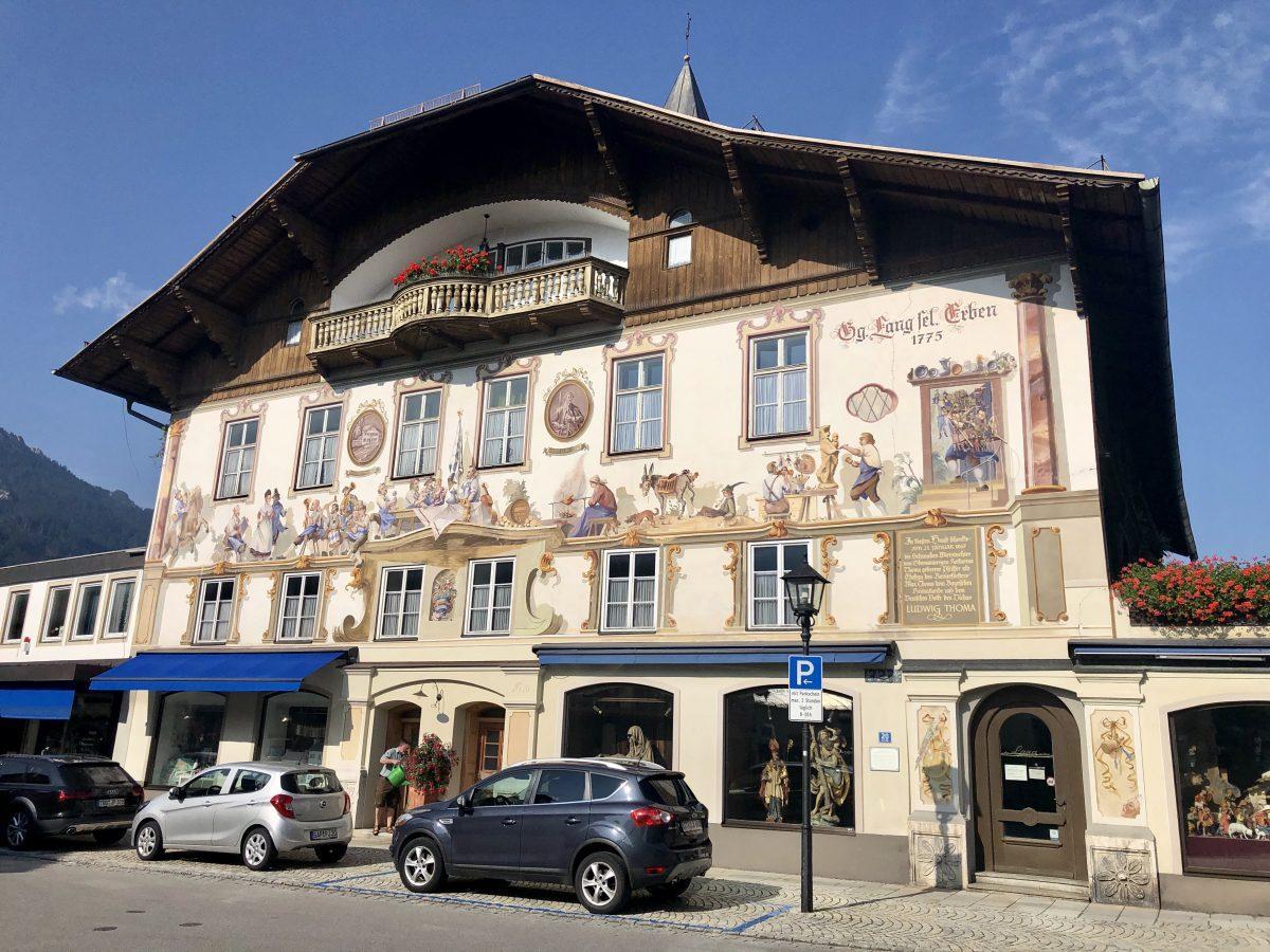 Ludwig Thoma Haus Oberammergau
