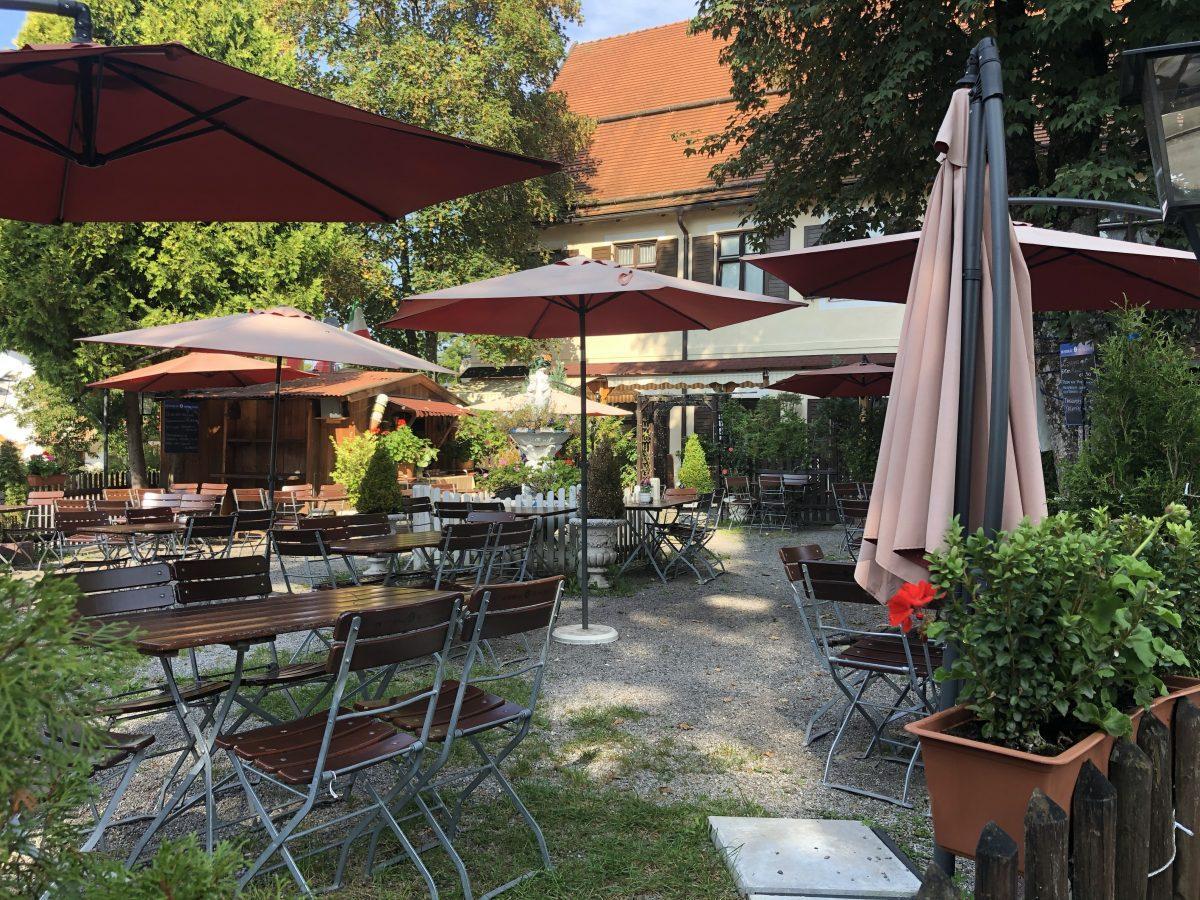 Biergarten Oberammergau
