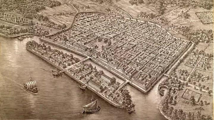 Cologne under the Roman Empire