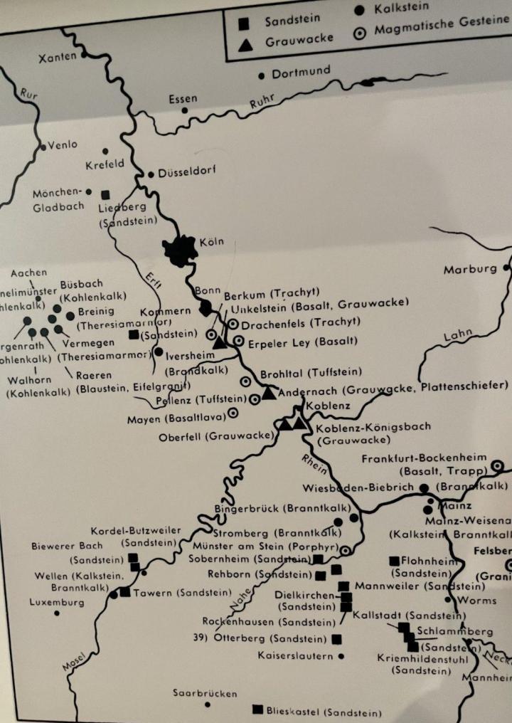 Romanisation of the Rhineland