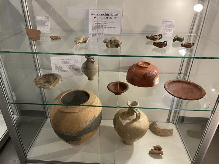 Roman artifacts