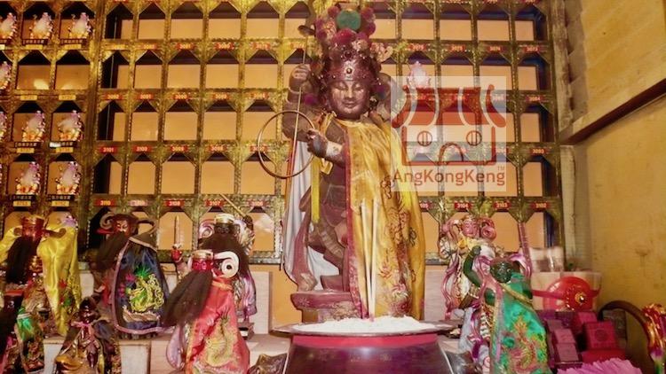 柔佛峇株吧轄福德壇四海龍王大伯公Johor Batu Pahat Hock Teck Tuah - 一廟一路