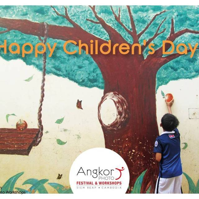 Happy International amp Cambodian Children8217s Day from Siem Reap! Photohellip