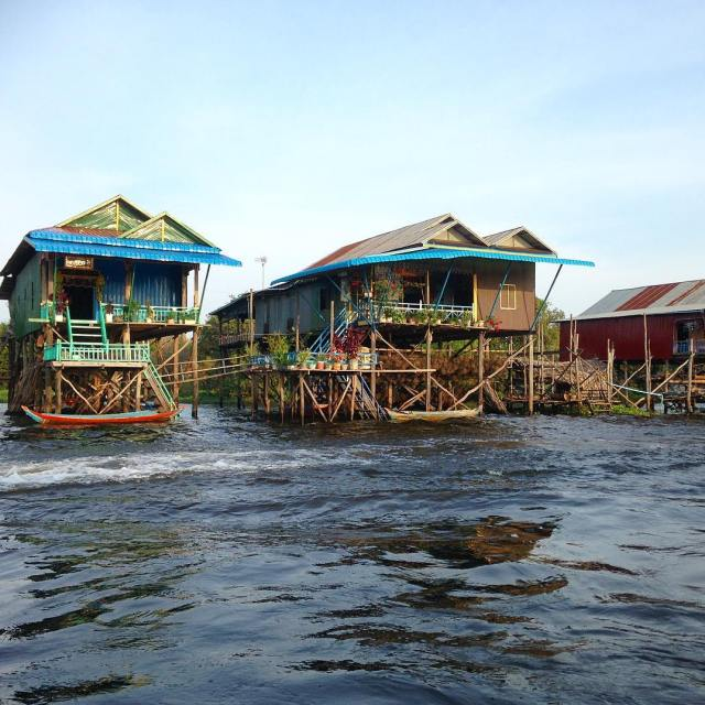 Fishing is one of the biggest industries in Cambodia andhellip