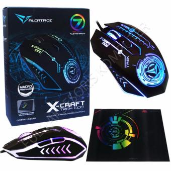 ALCATROZ X-CRAFT AIR TREK 1000 WIRELESS GAMING MOUSE – AngkorTech