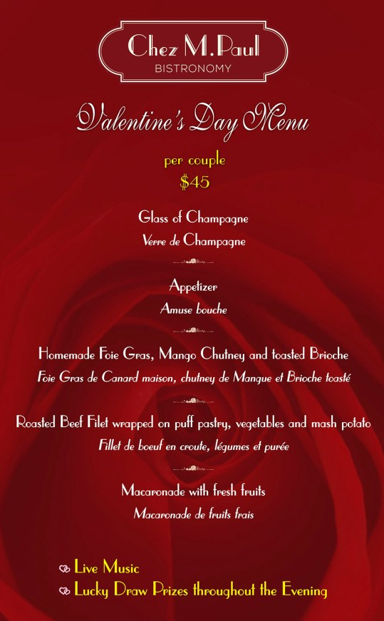 Make Valentine S Day Special This Year Restaurant Siem Reap