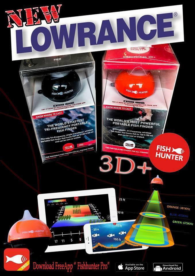 Lowrance Fishhunter 3D  Angler Oase