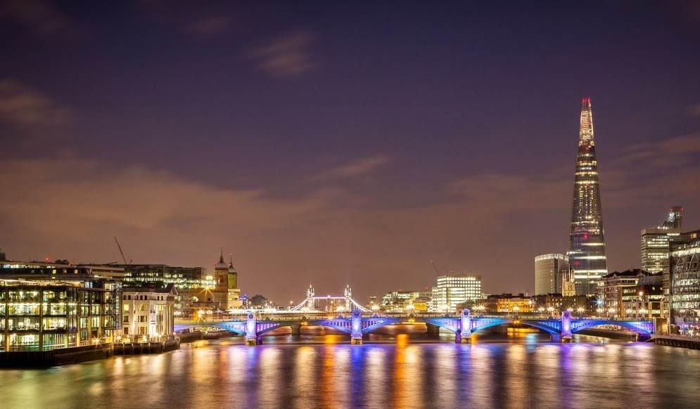 Le Shard La Tour Eiffel De Londres