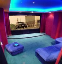 spacious-beautiful-home-theater-lighting-ideas | Anglia ...
