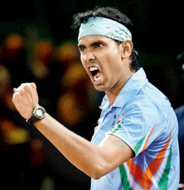 Sharath Kamal seeks another double CWG gold in Australia