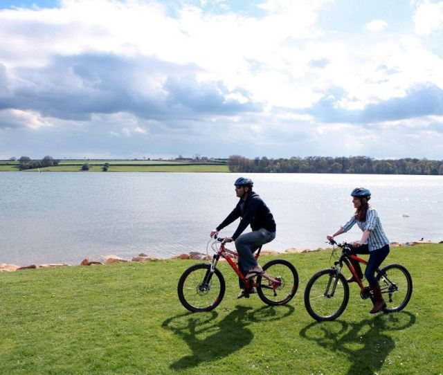 Pitsford Water Cycling
