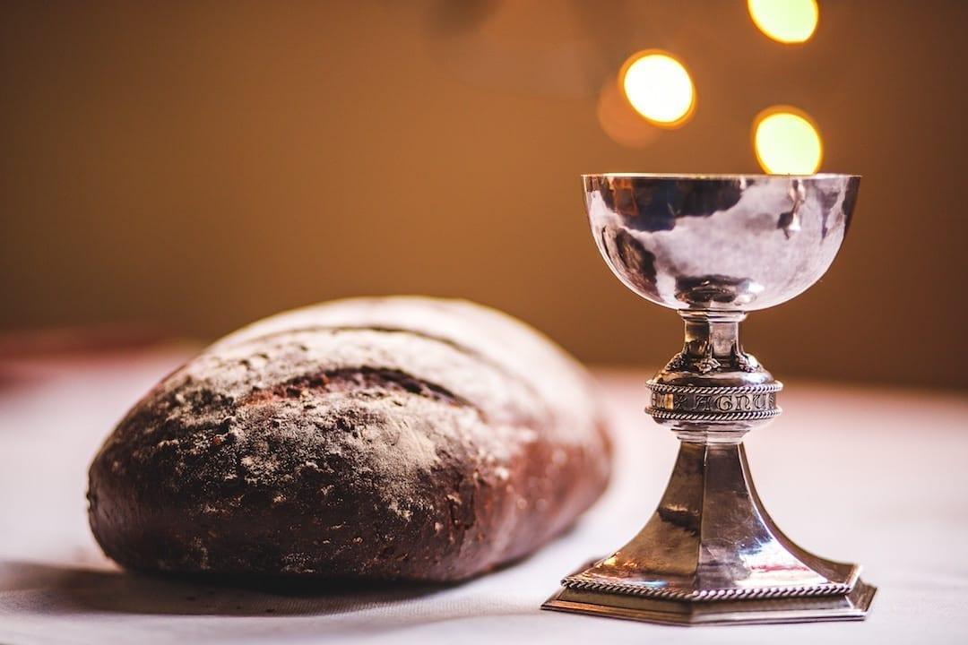 Holy Communion Photo by James Coleman on Unsplash