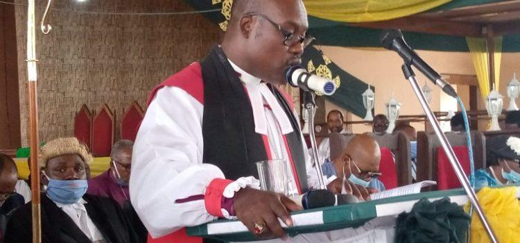 Bishop Stephen Fagbemi