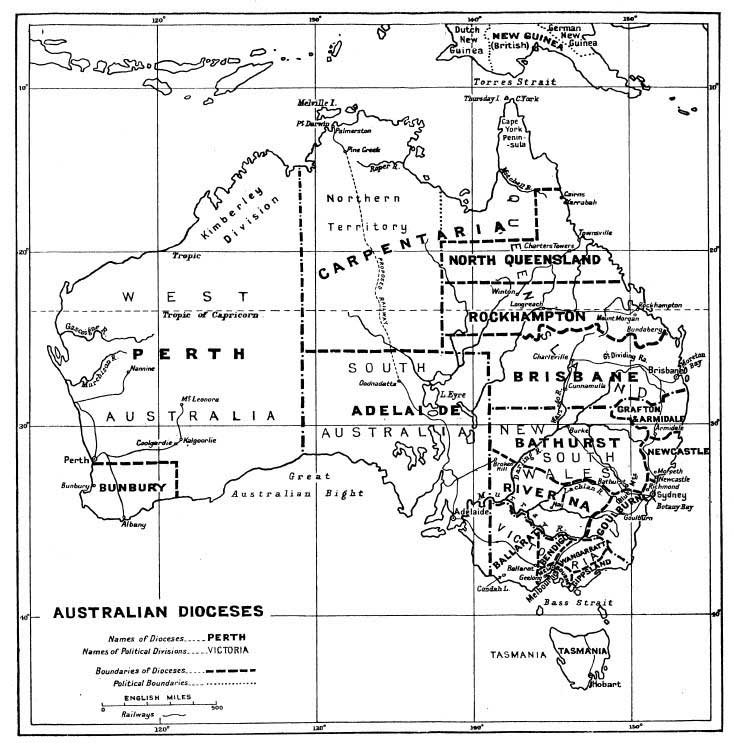 Handbooks of English Church Expansion: Australia, by A. E