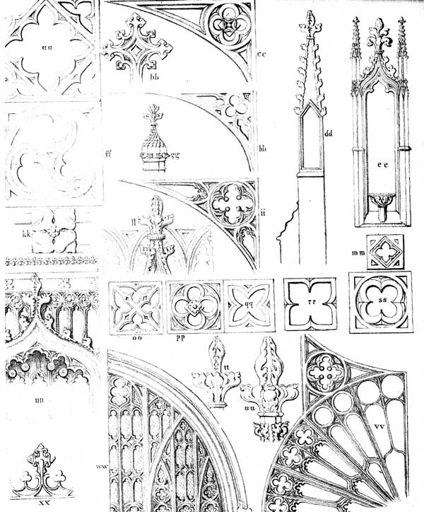 Goth in the Shell: Ten Gothic Architecture Designs