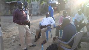 pastor training, South Sudan, Juba