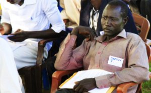 Pastor Training South Sudan Core Training and Development and Anglican International Development