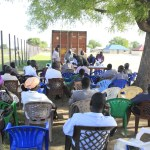 Pastor Training Bor South Sudan AID
