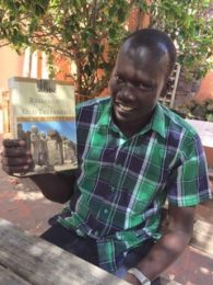 South Sudan theology study, Anglican International Development