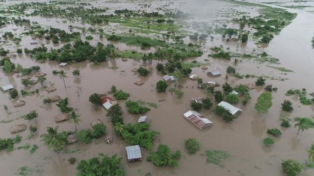 Idai flooding