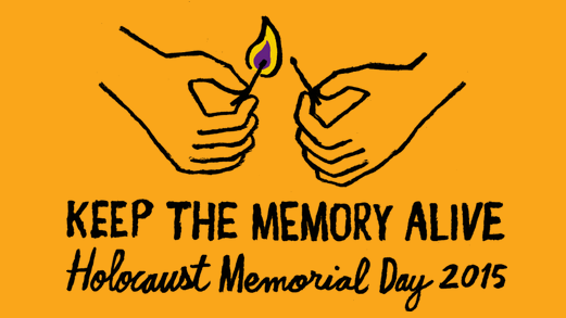 holocaust memorial day 2015
