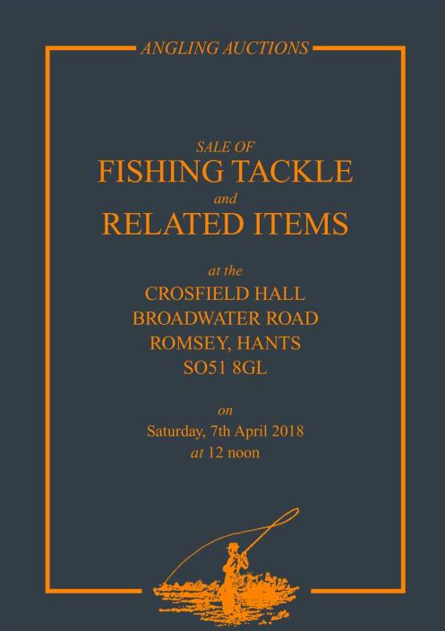 Angling auctions catalogue April 2018