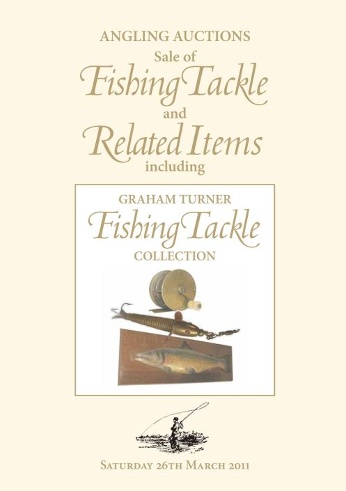 Angling auctions catalogue March 2011