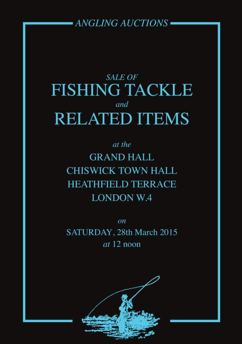 Angling auctions catalogue March 2015