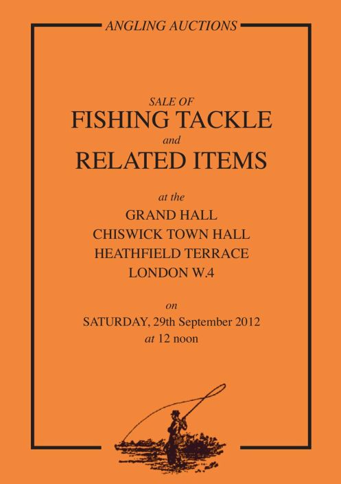 Angling auctions catalogue September 2012
