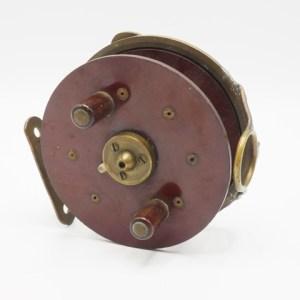 "A scarce Hardy made Royal Navy 3 ¾"" depth sound reel,"