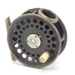 """A good Hardy St George 3"""" trout fly reel,"""