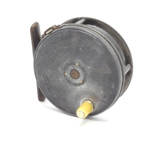 """A scarce Hardy Perfect 3 ⅛"""" trout fly reel,"""
