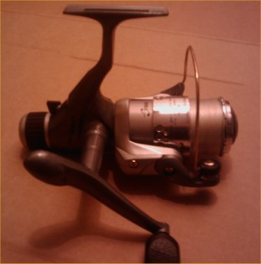 Okuma Fixed Spool Reel
