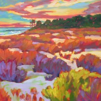 Air, Land & Sea by Betty Anglin Smith: April 4 - 18