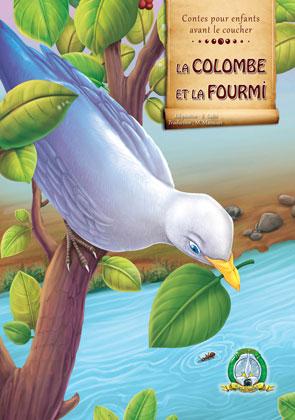 La Colombe Et La Fourmi : colombe, fourmi, Colombe, Fourmi, Anglo-Egyptian, Bookshop
