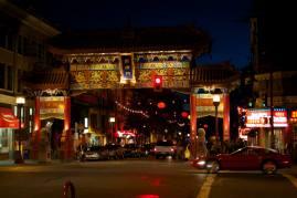 Chinatown, Victoria BC