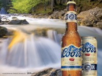 Don't let those refreshing mountains or fun ads fool you. Both of these popular beers contain GMO corn syrup. Try Duck Rabbit brews for something equally as fun, but healthier for you.