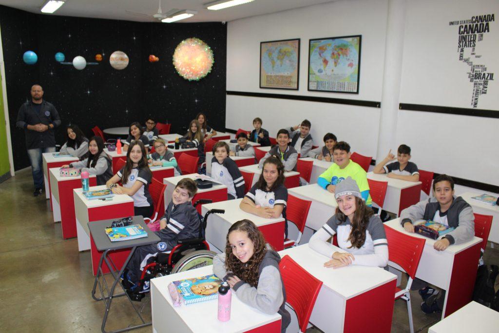Sala de Geografia