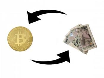 ビットコインと日本円