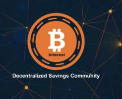 仮想通貨BitcoinInterestのロゴ