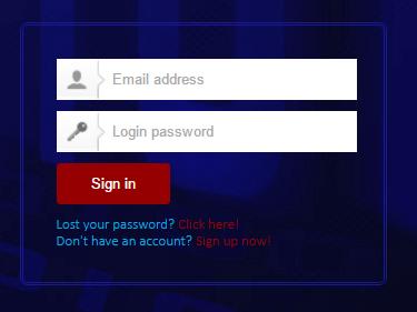 Xバイナリーの管理画面へログイン2