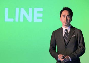 LINE代表取締役出澤剛さん
