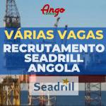 Vagas na Seadrill Angola