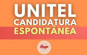 Unitel Recrutamento 2021: Candidatura Espontânea