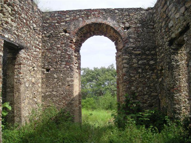Fort ruins