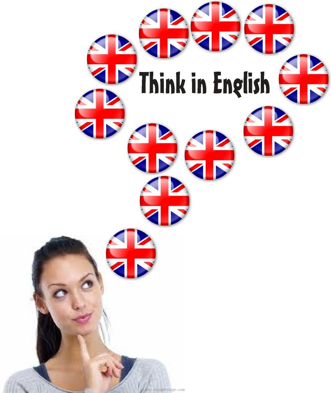Hogy érjem el, hogy angolul tudjak gondolkodni?