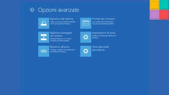 Modificare sfondo desktop bloccato